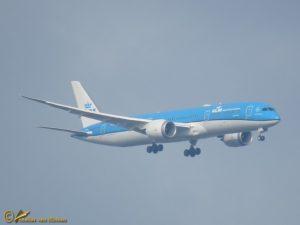Boeing 787-9 Dreamliner – PH-BHD KLM