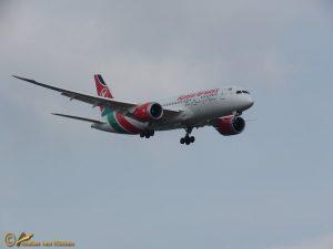 Boeing 787 Dreamliner Kenya Airways
