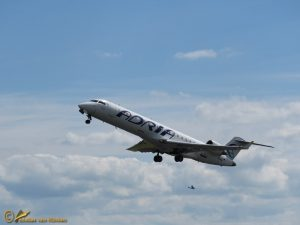 Bombardier CRJ-701ER – S5-AAZ – Adria Airways