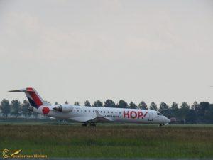 Bombardier CRJ700 – F-GRZO HOP Air France