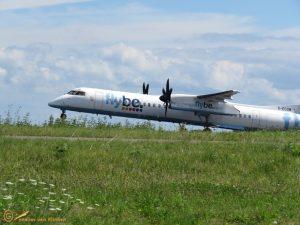 Bombardier Dash 8 Q400 – G-ECOM Flybe