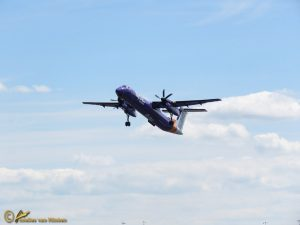 Bombardier Dash 8 Q400 – G-JECY Flybe