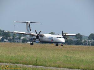 Bombardier Dash 8 Q400 – G-KKEV Flybe
