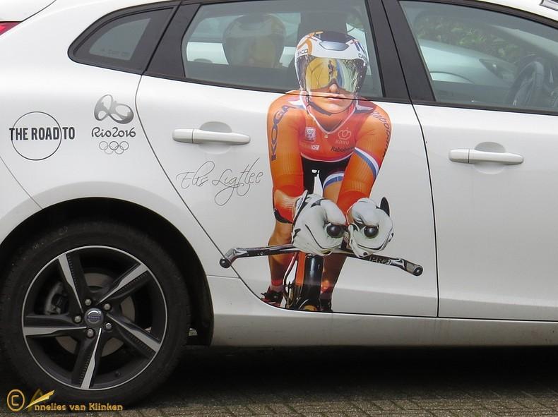 Elis Ligtlee uit Eerbeek Olympisch Goud