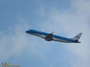 Embraer 190 – PH-EXF KLM Cityhopper