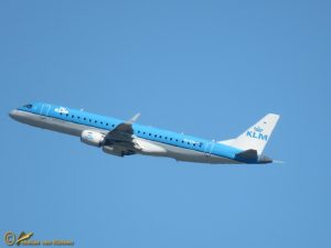 Embraer ERJ-190STD – PH-EZH KLM cityhopper