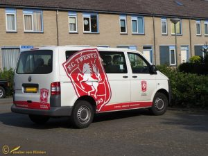 FC Twente bus