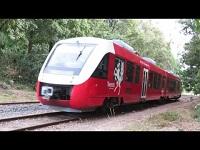 Filmpjes Dieselelektrische treinen
