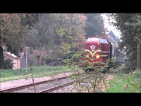 Filmpjes Dieseltreinen