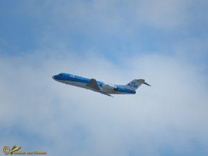 Fokker 70 – PH-KZB KLM cityhopper