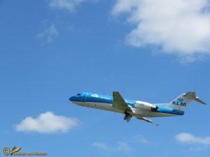 Fokker 70 - PH-KZD KLM cityhopper