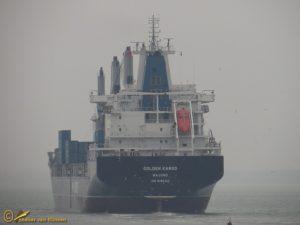 General Cargo Ship – GOLDEN KAROO IMO 9465423