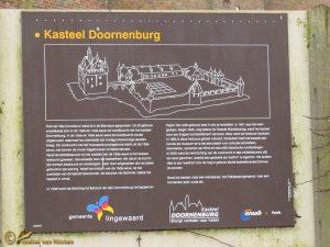Kasteel Doornenburg in Doornenburg