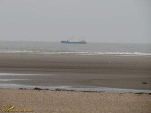 Laatste blik (voorlopig) op de zee