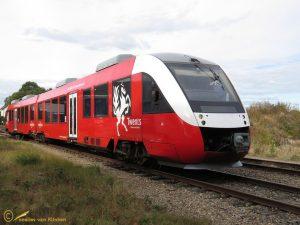 Leichter Innovativer Nahverkehrstriebwagen (LINT) Alstom Coradia