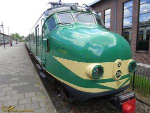NS MAT '54 386 Hondekop