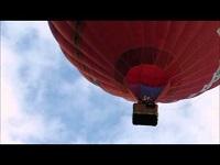 Opstijgen luchtballon