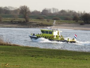 Patrouilleboot Rijkswaterstaat