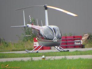 Robinson's R44 Raven Clipper Series