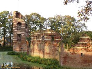 Ruïne kasteel Batenburg