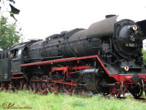 Stoomlocomotief 44 1593-1 VSM