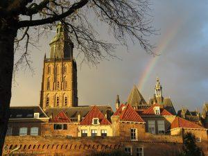 Walburgtoren Zutphen
