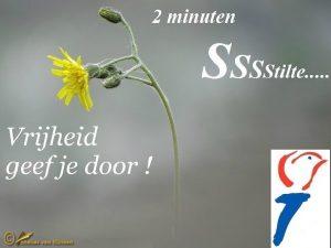4 en 5 mei – Vrijheid-geef-je-door !
